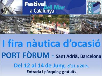 AFINAN participará en la I Feria Náutica de Ocasión – Port Forum